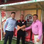 Sponsors of Crawley Town FC